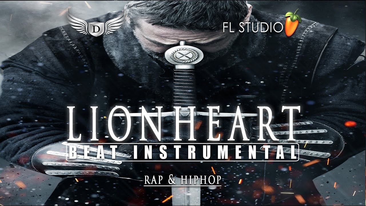 Epic Emotional Orchestral HIPHOP RAP BEAT INSTRUMENTAL - Lionheart