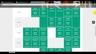 видео Timetable Responsive Schedule For WordPress 4.0