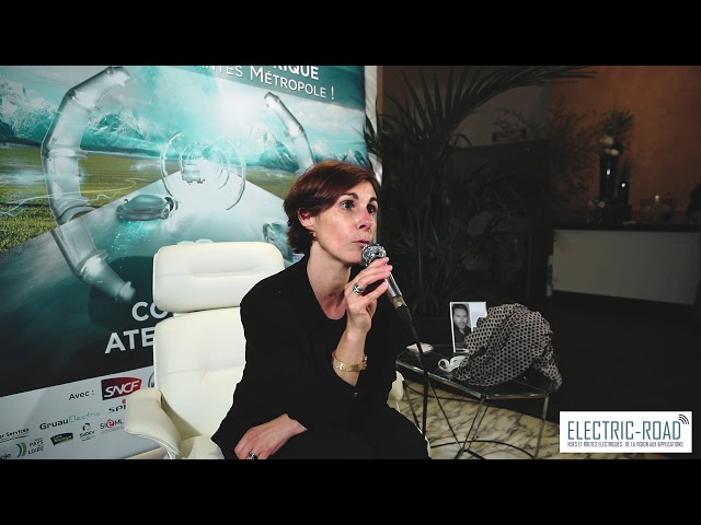 ELECTRIC ROAD : Interview SANDRINE DARGAUD, Directrice de iBMW