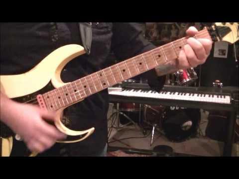 WAYLON JENNINGS - DRIFT AWAY - Guitar Lesson by Mike Gross - YouTube