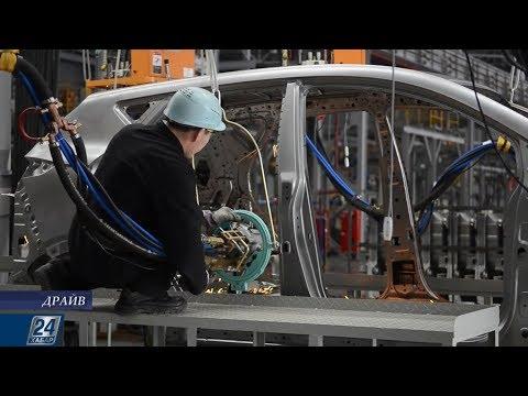 Производство автомобилей в Казахстане