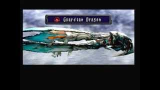 Panzer Dragoon Saga (Sega Saturn) #17 - 4th boss : Guardian Dragon