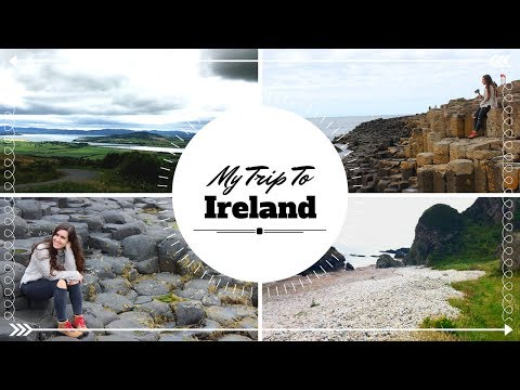Trespassing and Driving In the Wrong Lane | My Trip to Ireland