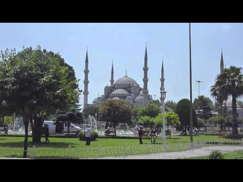 Exploring Istanbul, Turkey - Spas, Markets and Mosques