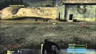Socom Combined Assault Mission 5 - Stockpile - HD Gameplay - PCSX2