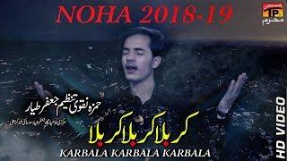 Karbala Karbala Karbala || Syed Hamza Naqvi || New Noha || TP Moharram