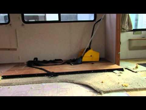 2003 Winnebago Sightseer Before Remodel - Видео онлайн