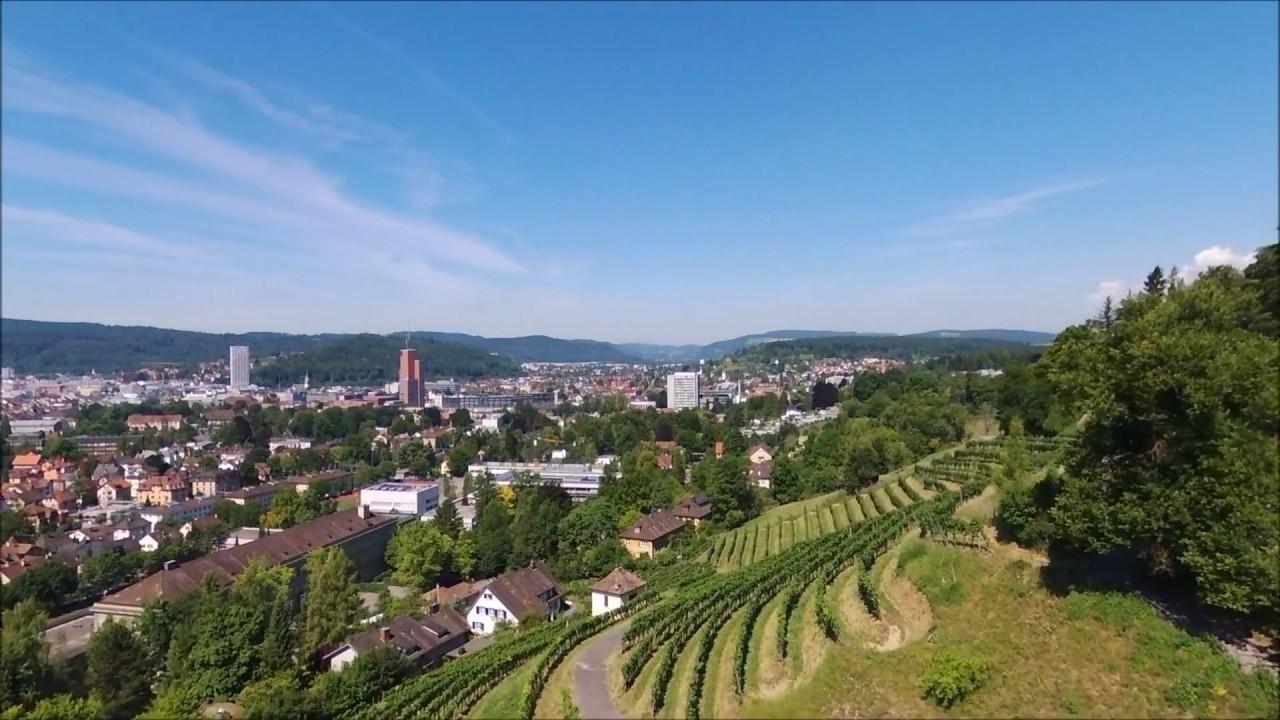 WFA World from above - Goldenberg, Winterthur, Switzerland ...