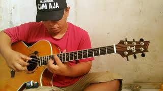 Kiss The Rain (Yiruma) - COVER gitar