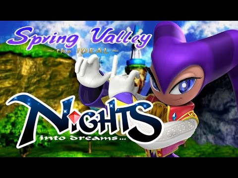 Xin Plays: NiGHTS Into Dreams... (PC): Part 1: Spring Valley