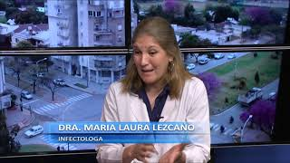 Maria Laura Lezcano -  Streptococcus pyogenes a qué síntomas se les debe prestar atención