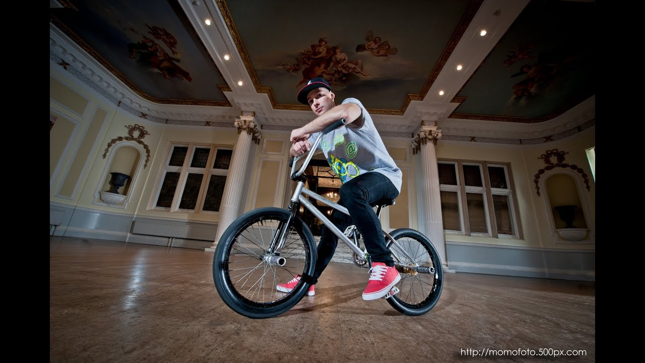 Keelan Phillips Bicycle Ballet Flatland Bmx Youtube
