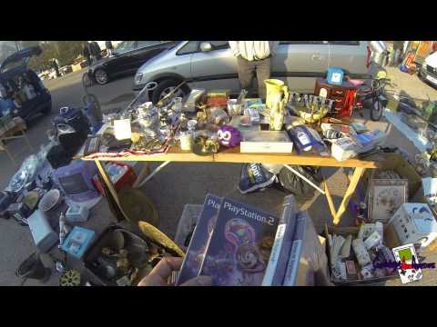 Car Boot Live Game Hunting Ep1