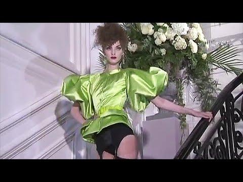 Christian Dior Haute Couture Fall/Winter 2009 Full Show | EXCLUSIVE | HQ