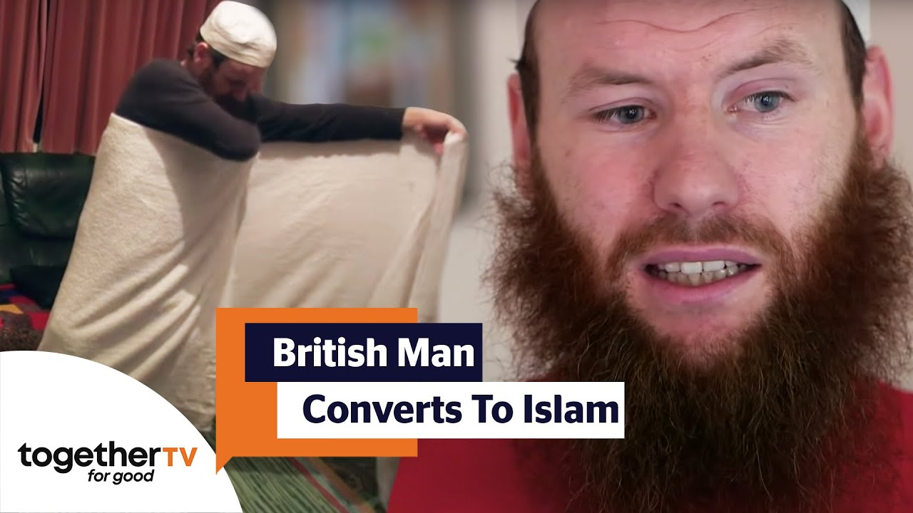 British Man Converts to Islam | Extremely British Muslims