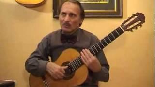 33.Ю. Кузнецов Уроки игры на гитаре Эт си минор практика