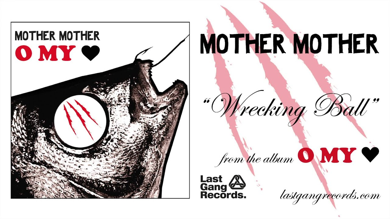 Mother Mother Wrecking Ball Chords Chordify