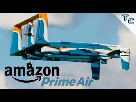 All About: Amazon's New Delivery Drones