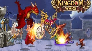 Kingdom Wars Mod New Version (A Lot Money)