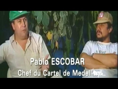 Pablo Escobar - Interview Exclusive FR, 1987 ( HD )