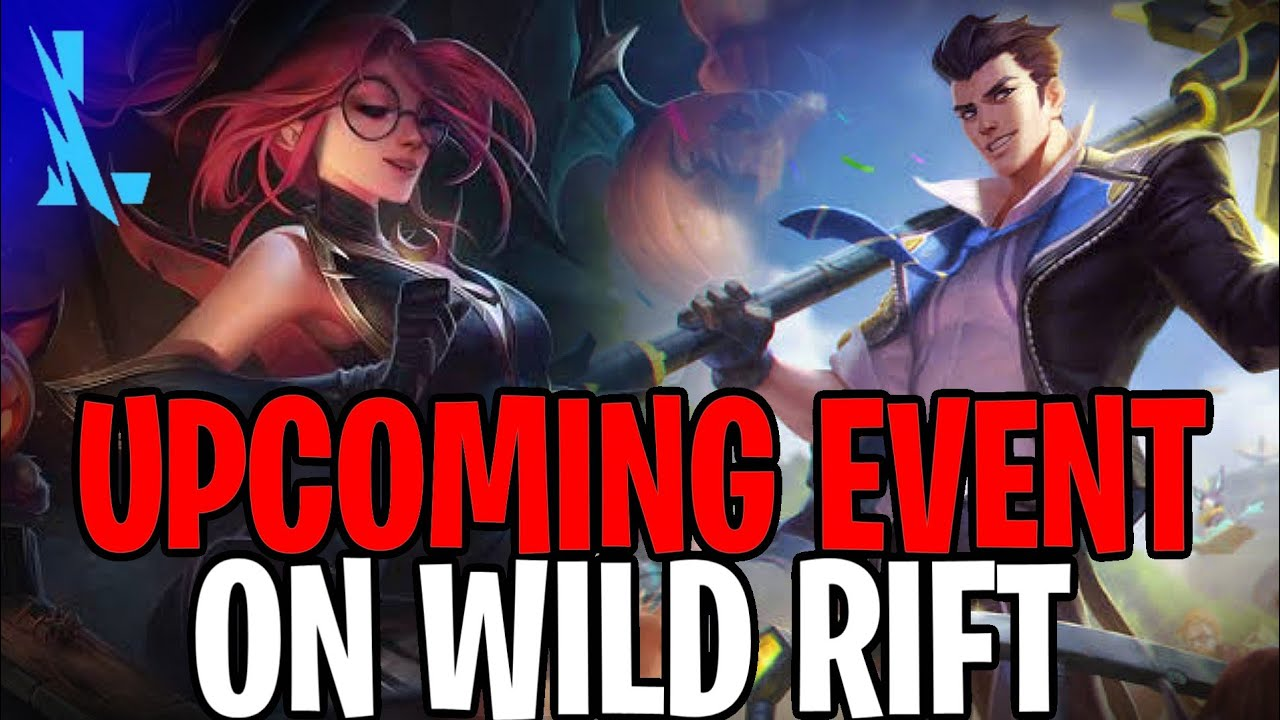 Download WILD RIFT -  NEW UPCOMING EVENT AND CHAMPION + CAITLYN AND JAYCE RELEASE DATE - LOL WILD RIFT