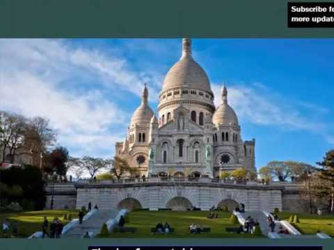 Sacre Coeur, Paris |Pictures Of Most Beautiful & One Of The World Best Location To Visit