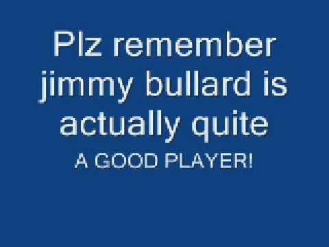 the bullard song!