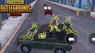 PUBG Mobile WTF and Funny Fail Moments #17