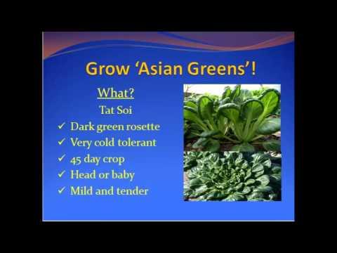 Growing Unique Vegetables