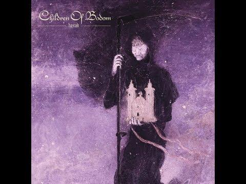 "Children Of Bodom announce new album ""Hexed"" + tracklist and art work..!"