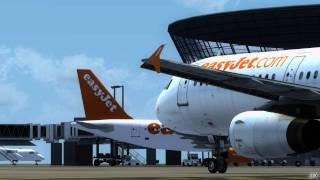 FSX | Aerosoft Aéroport Nice Côte d`Azur