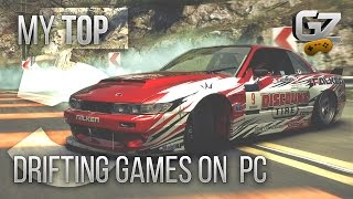 Drift Games for PC - My TOP 5