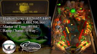 Pro Pinball: Timeshock! The ULTRA Edition - ULTRA Jackpot