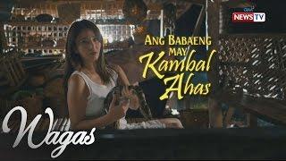 Wagas: Ang babaeng may kambal na ahas
