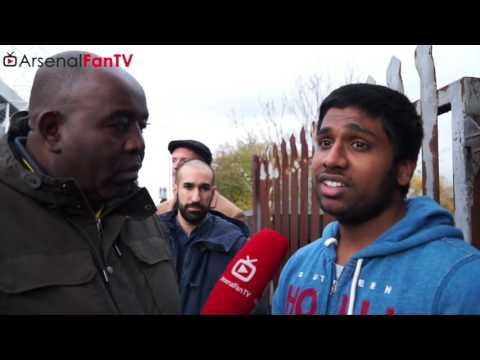 Man Utd vs Arsenal 1-1 | Fan Not Convinced By Jenkinson!