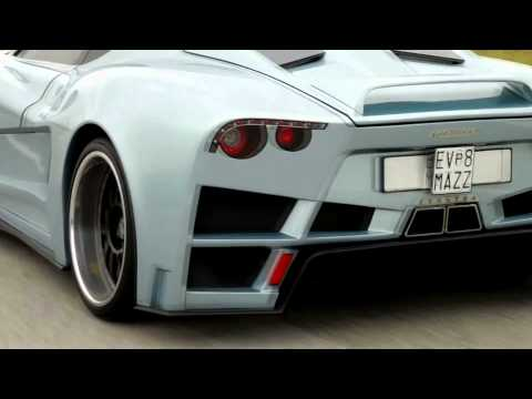 Mazzanti Evantra - The first official video