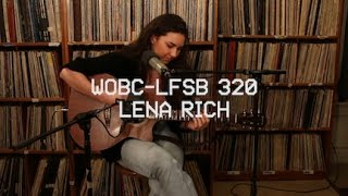 WOBC-LFSB 320: Lena Rich - Spelling Out Your Name
