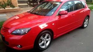 Mazda 3 2005 Interior
