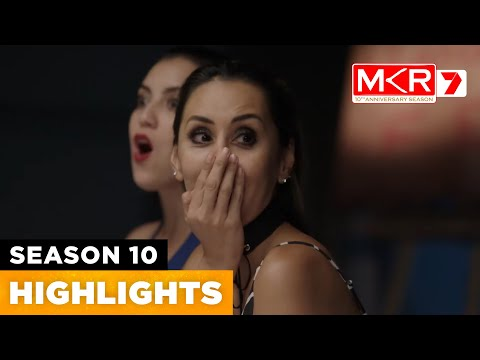 Veronica Confirms Piper and Victor Are Sleeping Together | MKR Season 10 Episode 37