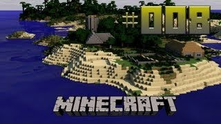 Let´s Play Minecraft #008 [Deutsch] [HD] - Überraschung!