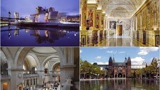 видео Знаменитые музеи мира