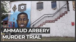 <b>Ahmaud Arbery</b>: Suspects in US murder case to face trial