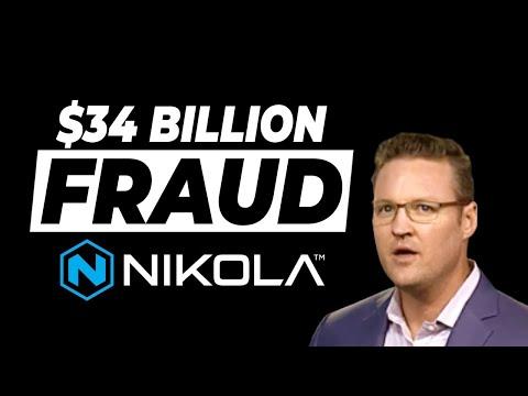 Nikola Motors $34 Billion FRAUD! (Trevor Milton)