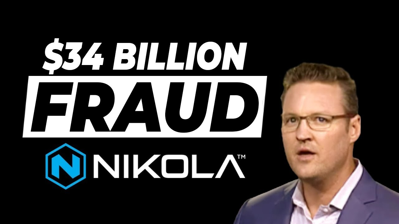 Nikola Motors $34 Billion FRAUD! (Trevor Milton)