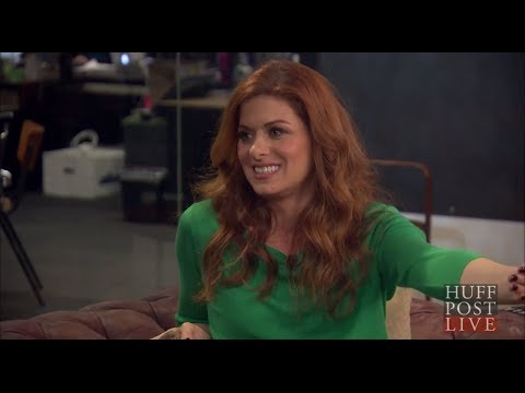 """Debra Messing On Will And Grace Reunion: """"I'm In!"""""""