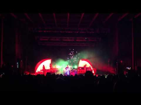 Bright Eyes - Firewall (Westfair Amphitheater, Council Bluffs, IA, 6/4/11)