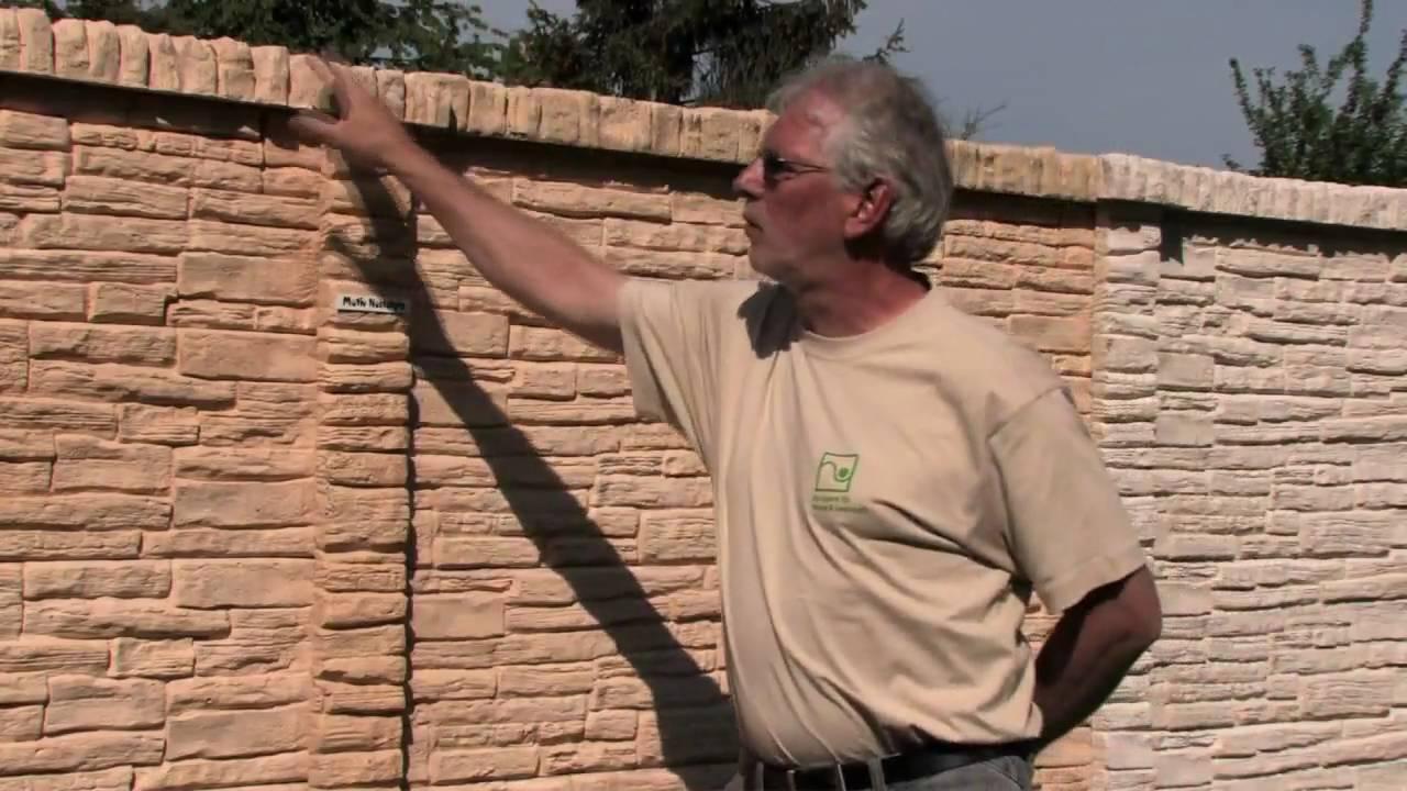 betonzaun24 Die Vorteile eines Betonzaunes präsentiert vom
