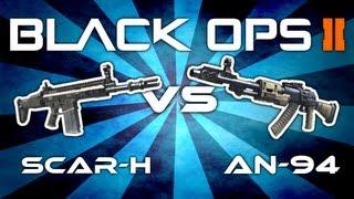black ops 2 scar h vs an 94 deutsch german