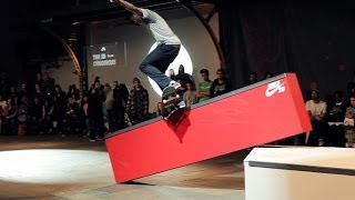 Demo Nike sb Chronicles 2 @ Paris with Justin Brock & Ishod Wair