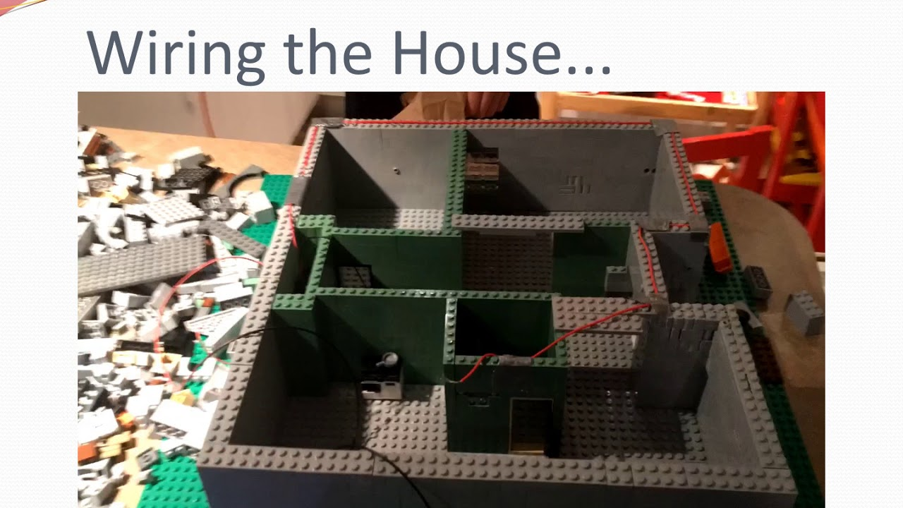Series & Parallel Circuit House Presentation - YouTube on springs in parallel, circuits in parallel, lights in parallel, wire in parallel, battery in parallel, batteries in series vs. parallel, speakers in parallel, pumps in parallel, 12 volt batteries in series and parallel,